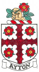 Ayton Coat of Arms
